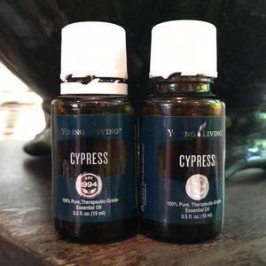 15ml Cypress oil lot